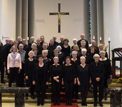 Optreden in Poolse kerk